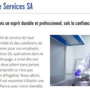 Portrait d'entreprise Arcinfo.ch