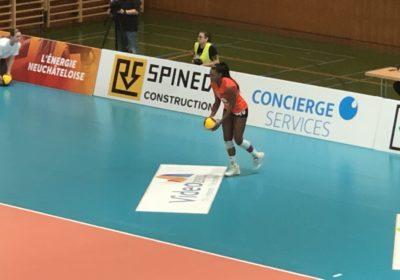 Bravo au Nuc Volleyball
