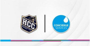 Concierge Services SA et le HCC renouvellent leur partenariat de longue durée jusqu'en 2023.